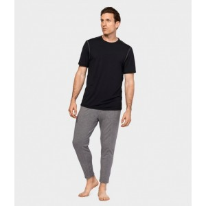 Manduka Men Intentional Pant Light Heather Grey