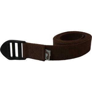 Brown Practice Strap with Cinch