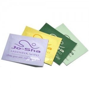 Yoga Mat Cleansing Wipes