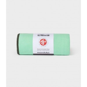 Manduka Equa® Hand Towel - Green Ash