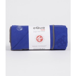 Manduka Equa® Hold Mat Towel (Skidless) - New Moon