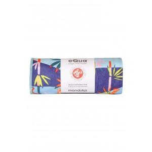 Manduka Equa® Mat Towel-Bengal Light Blue
