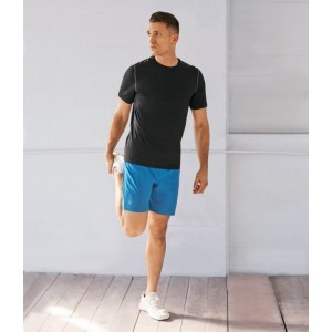 Manduka Men Cross Train Tee Black