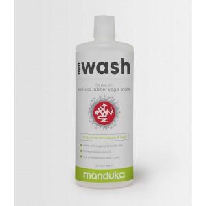 Manduka -  Natural Rubber Mat Wash Refill 946ml - Lemongrass