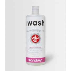 Manduka -  Natural Rubber Mat Wash Refill 946ml - Palmarosa