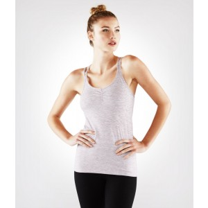Manduka New Cross Strap Cami Root Mini Stripe