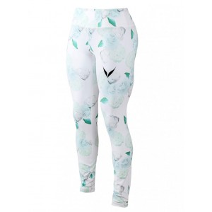 """OMPU Fitted Tights """"Alva"""" Floral"""