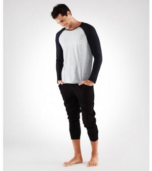 Manduka Men Intentional Pant Black