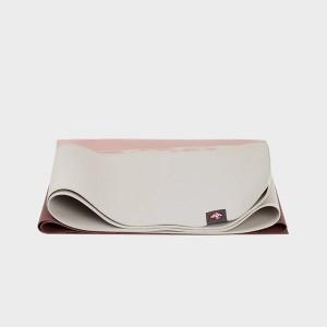 Manduka eKO SuperLite Travel Mat - Clay Stripe
