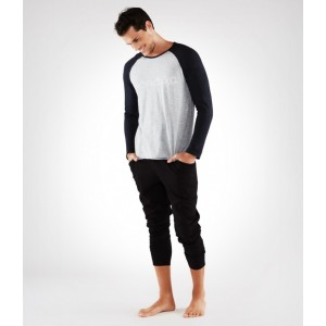 Manduka Men Intentional Pant Black