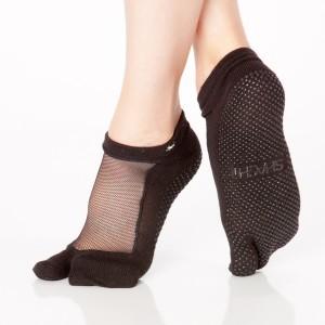 Shashi Star Split Toe - Black