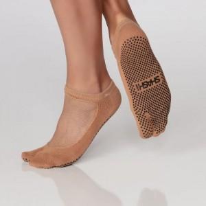 Shashi Classic Split Toe - Nude