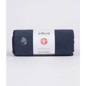 Manduka Equa® Mat Towel Standard - Midnight