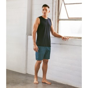 Manduka Men Cross Train Tank Black