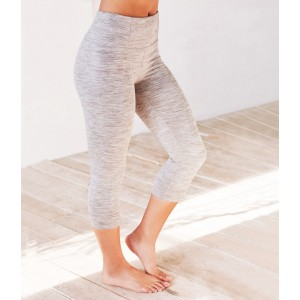 Manduka Essential Capri Feather Grey Melange