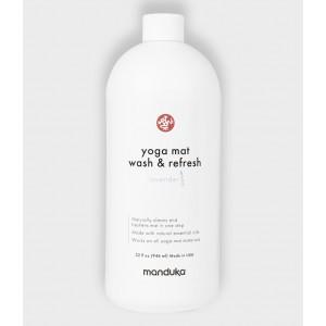 Manduka Yoga Mat Wash And Refresh 946ml -  Levander