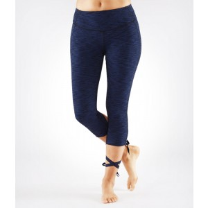 Manduka Flux Tight Blue Melange