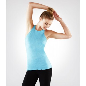 Manduka Kosha Tank Light Cyan Blue