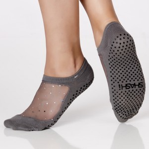 Shashi Star Regular Toe - Charcoal