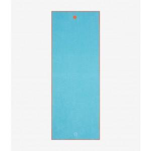 Manduka Yogitoes Chakra Collection (Skidless) - Chakra Turquoise