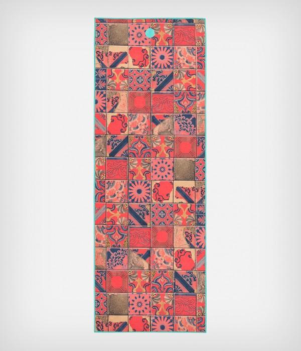 Manduka Yogitoes Collection Skidless Havana Yoga Towels
