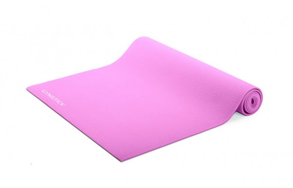 Pink Sticky Yoga Mat Light Anti Slip Yoga Mats