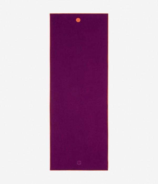 Manduka Yogitoes Chakra Collection Skidless Chakra Purple